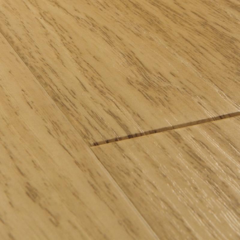 quick step impressive natural varnished oak laminate flooring. Black Bedroom Furniture Sets. Home Design Ideas
