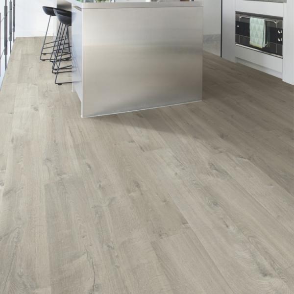 Quick-Step Impressive Soft Oak Grey Laminate Flooring