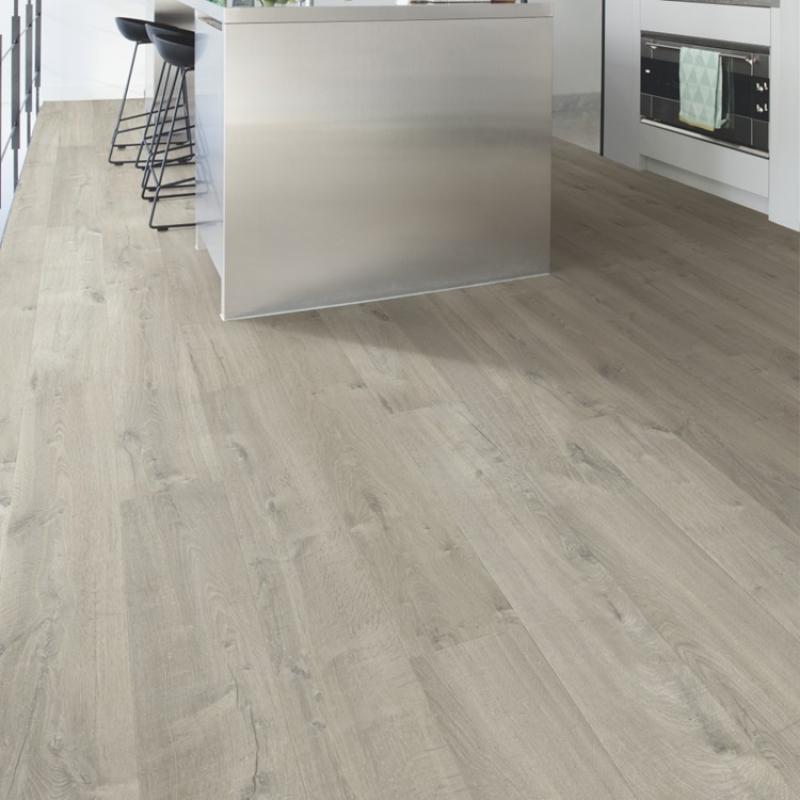 Quick Step Impressive Soft Oak Grey Laminate Flooring