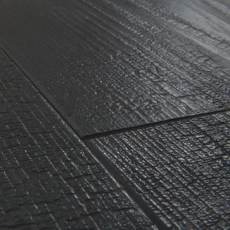 quick step impressive burned planks laminate flooring. Black Bedroom Furniture Sets. Home Design Ideas