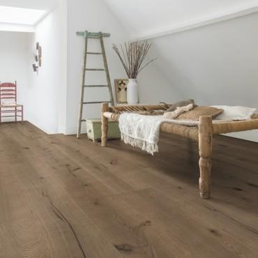 Quick-step Massimo Dark Chocolate Oak MAS3564S Engineered Wood Flooring