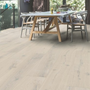 Quick-step Massimo Frozen Oak MAS3562S Engineered Wood Flooring (D)
