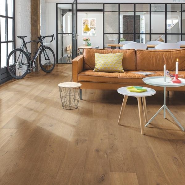 Quick-step Palazzo Cinnamon Oak PAL3096S Engineered Wood Flooring