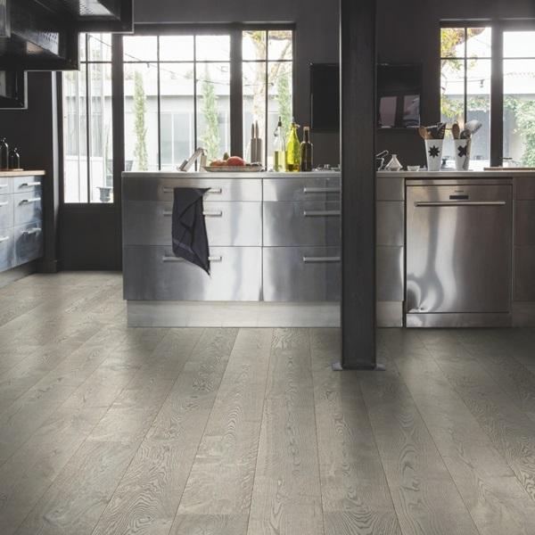 Quick-step Palazzo Concrete Oak PAL3795S Engineered Wood Flooring