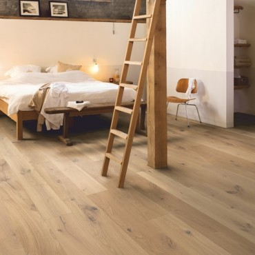 Quick-step Palazzo Country Raw Oak PAL3097S Engineered Wood Flooring