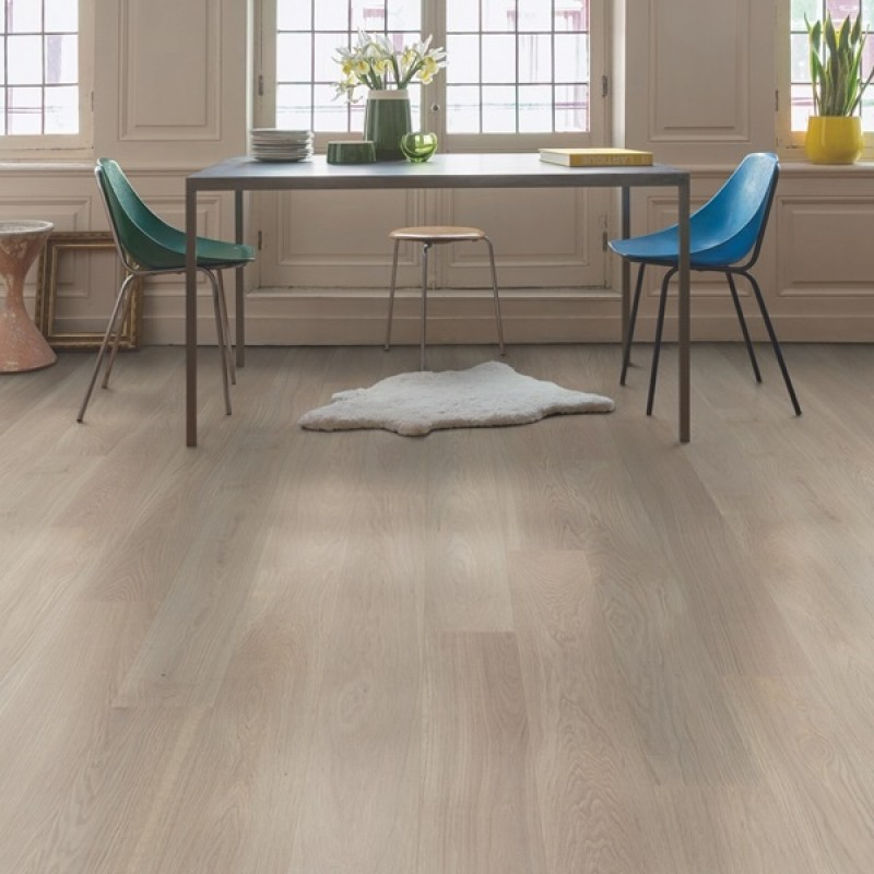 Quick-Step Palazzo Frosted Oak PAL3092S Engineered Wood Flooring
