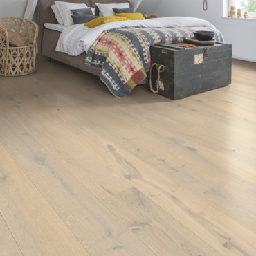 Quick-step Palazzo Glacial Oak PAL3787S Engineered Wood Flooring (D)