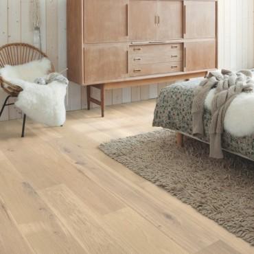 Quick-step Palazzo Oat Flake White Oak PAL3891S Engineered Wood Flooring
