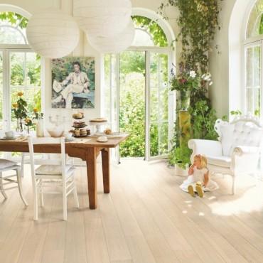 Quick-step Palazzo Polar Oak PAL1340S Engineered Wood Flooring