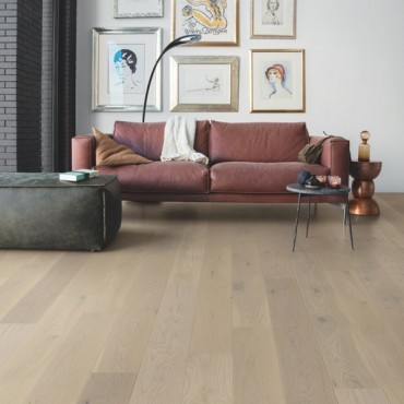 Quick-step Palazzo Silvery Oak PAL3892S Engineered Wood Flooring (D)