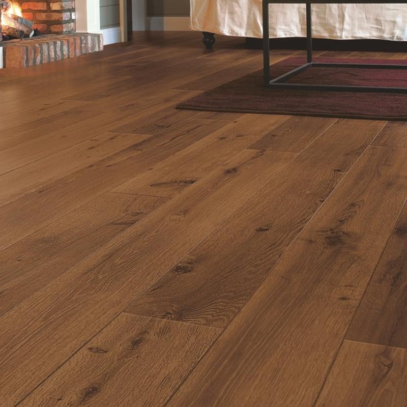 dark wood floor perspective. Quick-Step Perspective 4v Vintage Oak Dark Varnished Laminate Flooring Wood Floor