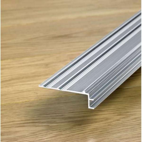 Quick-Step Laminate Incizo Aluminium Sub-Profile for Stairs