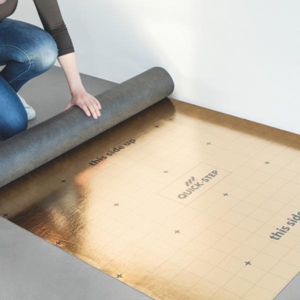 Quick-Step Silent Walk Underlay  (7m2 roll)