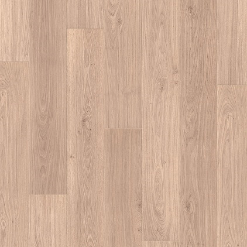 Quick step elite light grey varnished oak planks laminate for Quick step uniclic flooring reviews