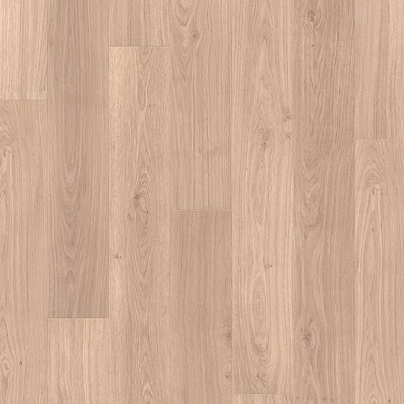 Quick Step Elite Light Grey Varnished Oak Planks Laminate Flooring