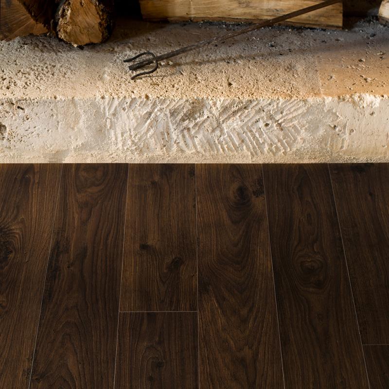 Quick Step Elite Old White Oak Dark Planks Laminate Flooring