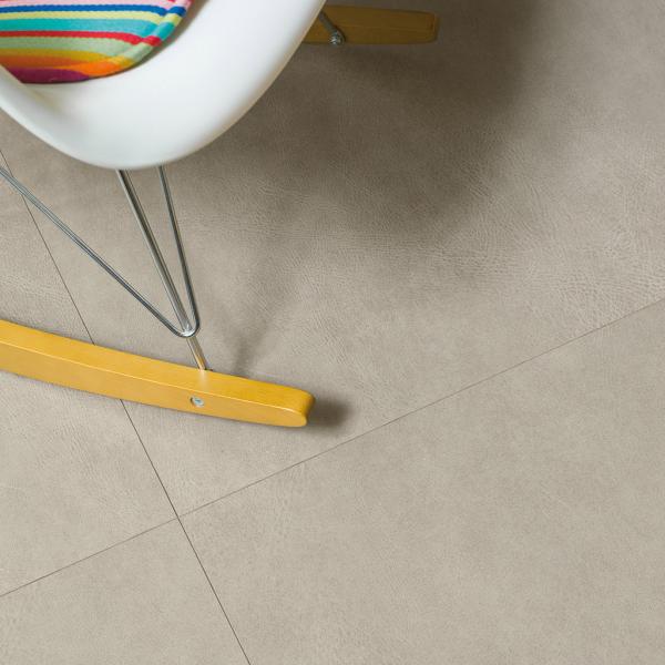 Quick-Step Arte Leather Tile Dark Laminate Flooring