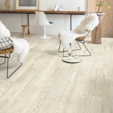 Quick-step Variano Painted White Oak VAR1629S Engineered Wood Flooring