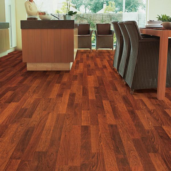 Quick-Step Classic Enhanced Merbau Laminate Flooring