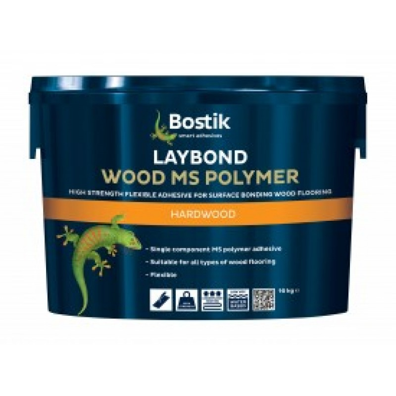 Bostik Laybond Wood Ms Bond Adhesive