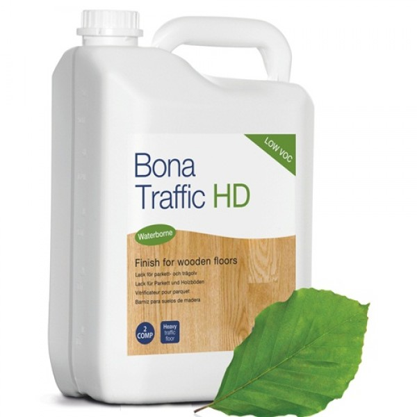 Bona Traffic HD Matt Lacquer 4.95 Litre