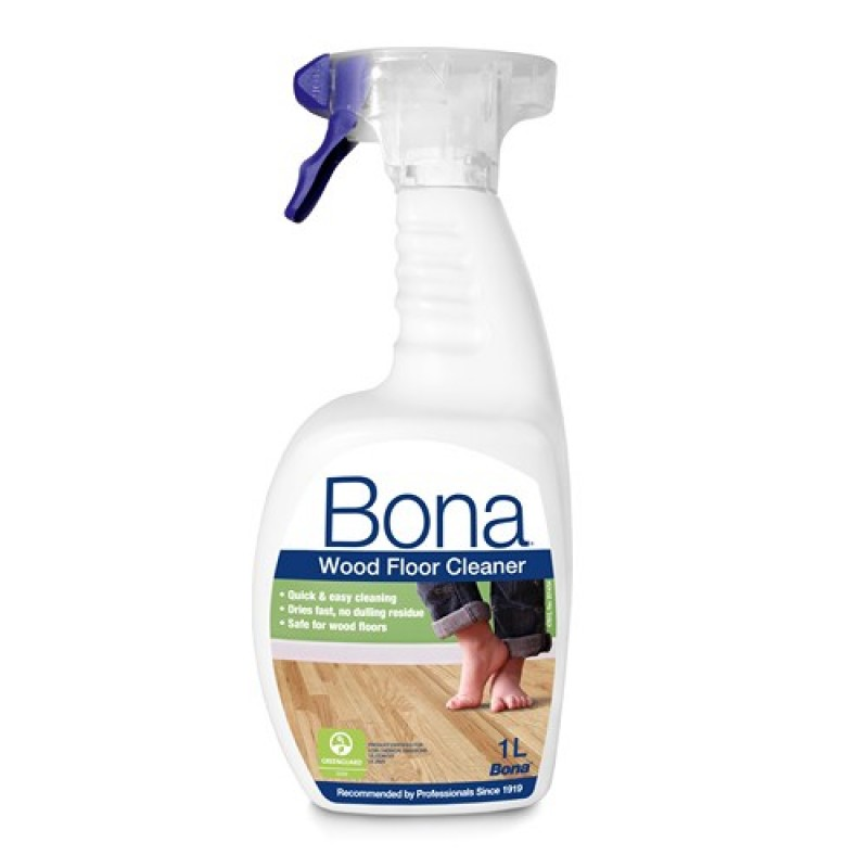 Bona wood floor cleaner 1 litre for Wood floor cleaner bona