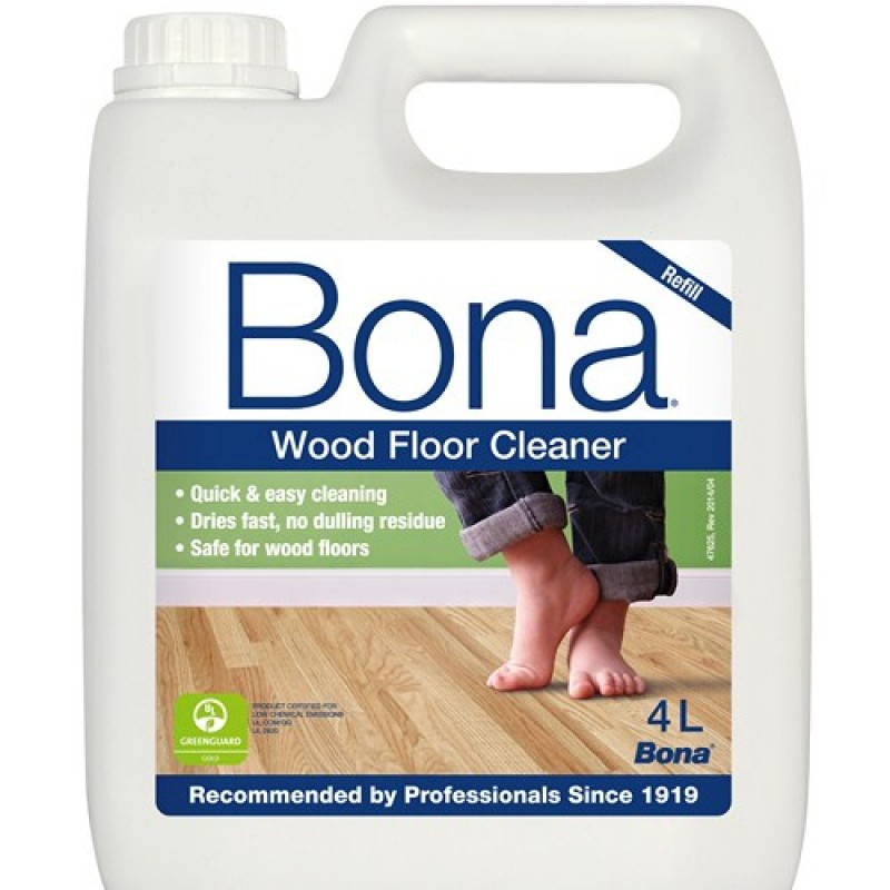 Bona Wood Floor Cleaner 4 Litre