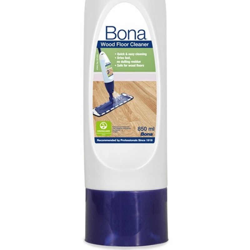 how to clean laminate floors with bona