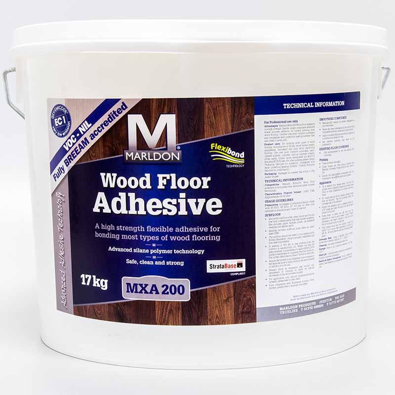 Marldon Woodfloor Adhesive 17kg Drum