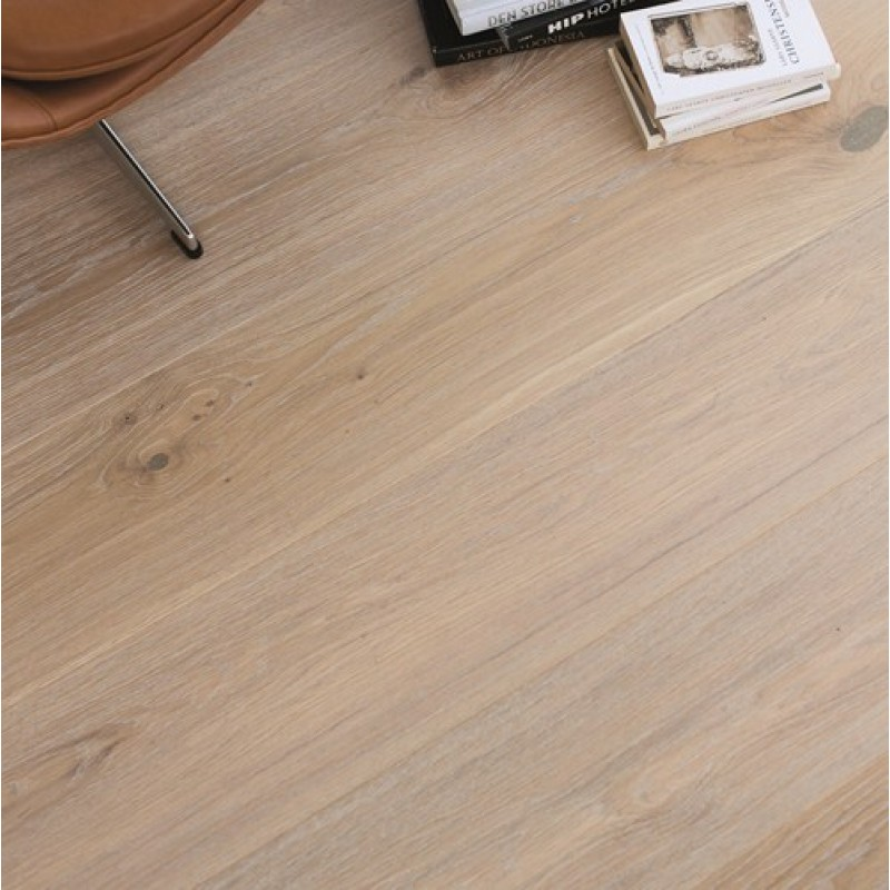 Boen Oak White Nights 1 Strip 209mm Live Natural Oil