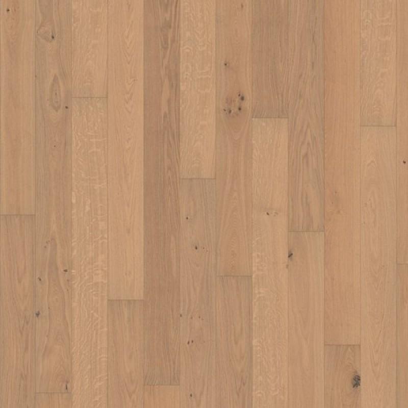 Kahrs Oak Nouveau White 1 Strip 187mm Matt Lacquered Brushed