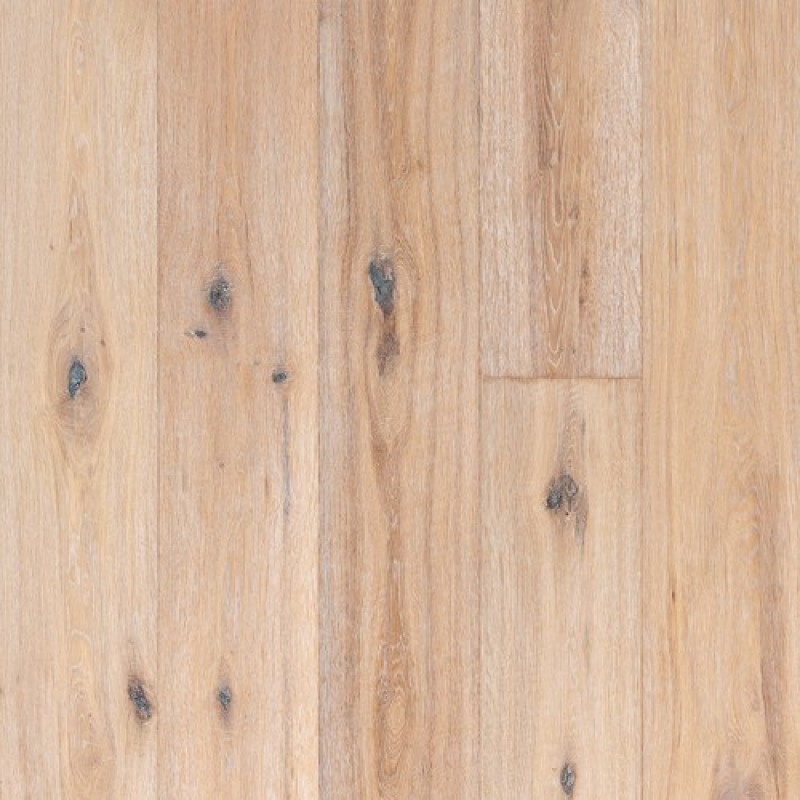 Kahrs Oak Oyster 1 Strip 190mm Natural Oil Smoked Brushed