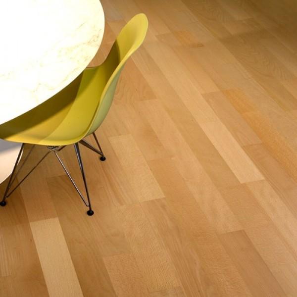 Kahrs Beech Autumn Satin Lacquered Engineered Wood Flooring  (D) Limited Stock