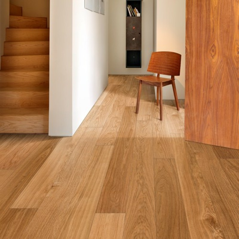 Kahrs Oak Dublin 1 Strip 187mm Nature Oil Micro Bevelled