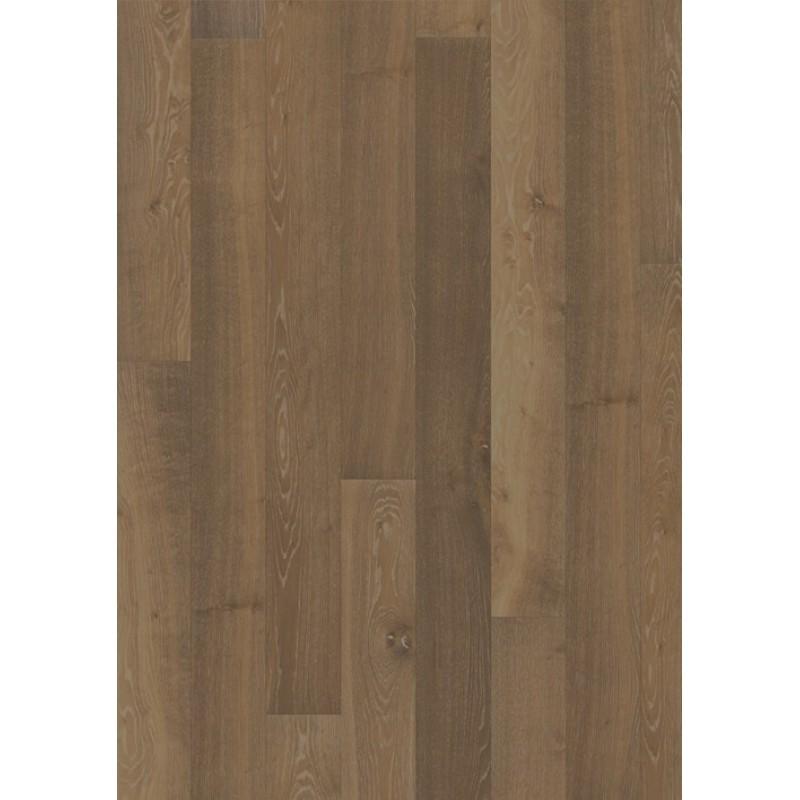 Kahrs Oak Nouveau Greige 1 Strip 187mm Matt Lacquered
