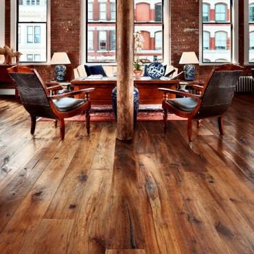 Kahrs Oak Sparuto Oiled Engineered Wood Flooring