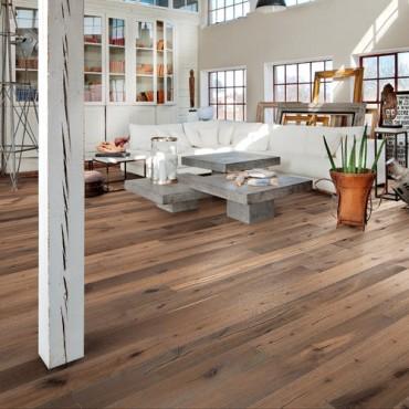 Kahrs Oak Sture Oiled Engineered Wood Flooring