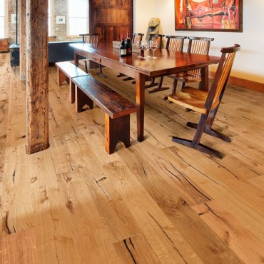 Kahrs Oak Finnveden Oiled Engineered Wood Flooring