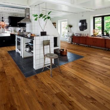 Kahrs Oak Sevede Oiled Engineered Wood Flooring