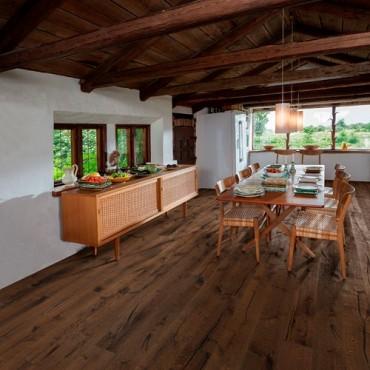 Kahrs Oak Tveta Oiled Engineered Wood Flooring