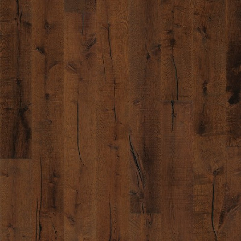Kahrs Oak Tveta 1 Strip 187mm Natural Oil Light Smoked