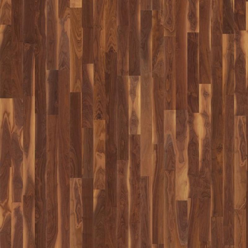 Kahrs Walnut Georgia 2 Strip 200mm Nature Oil