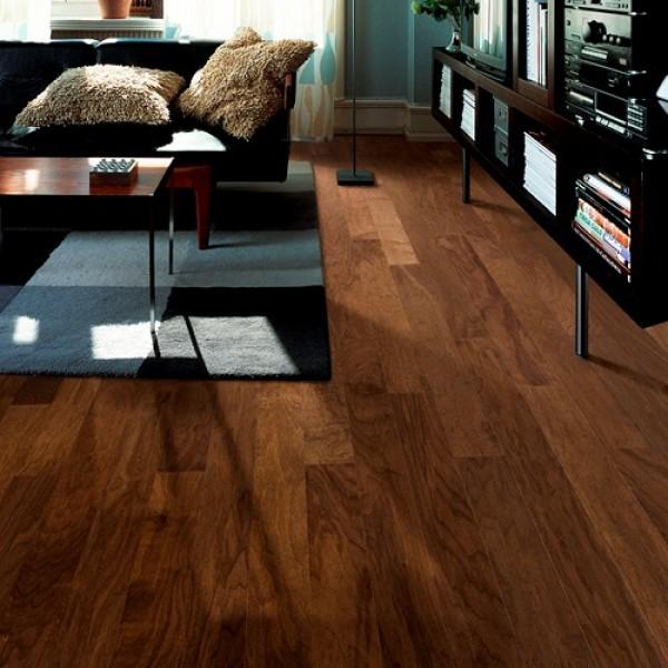 Kahrs Walnut Orchard Matt Lacquered Engineered Wood Flooring