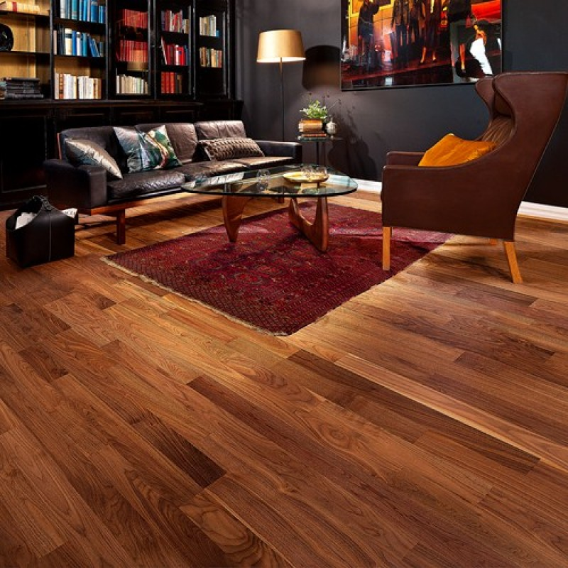 kahrs walnut hartford engineered wood flooring review. Black Bedroom Furniture Sets. Home Design Ideas