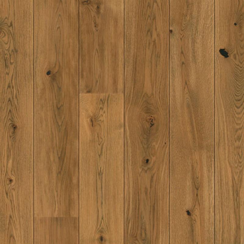 Uk Flooring Direct Harvest Oak Laminate: BOEN Oak Alamo 1-Strip 209mm Live Natural Oil