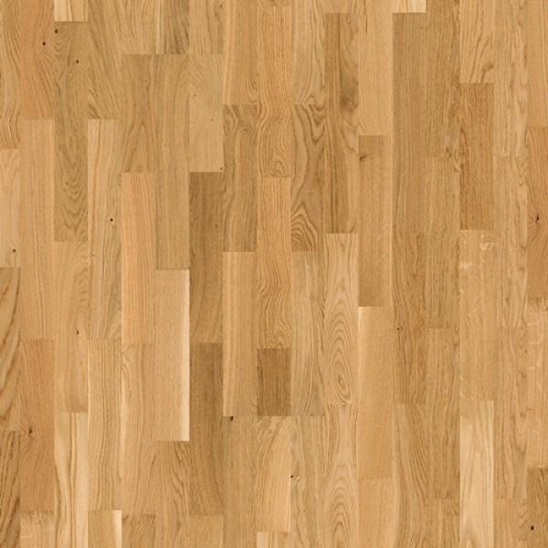 BOEN Oak Finale 3-Strip 215mm Matt Lacquered Brushed Engineered Wood Flooring