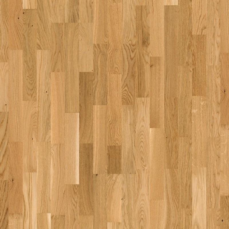 Boen Oak Finale 3 Strip 215mm Satin Lacquered
