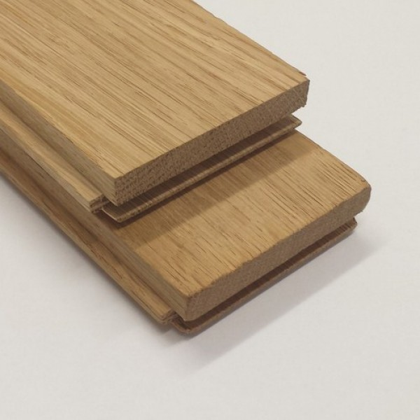OFD European Oak Prime Wood Blocks 20 mm Thick Unfinished