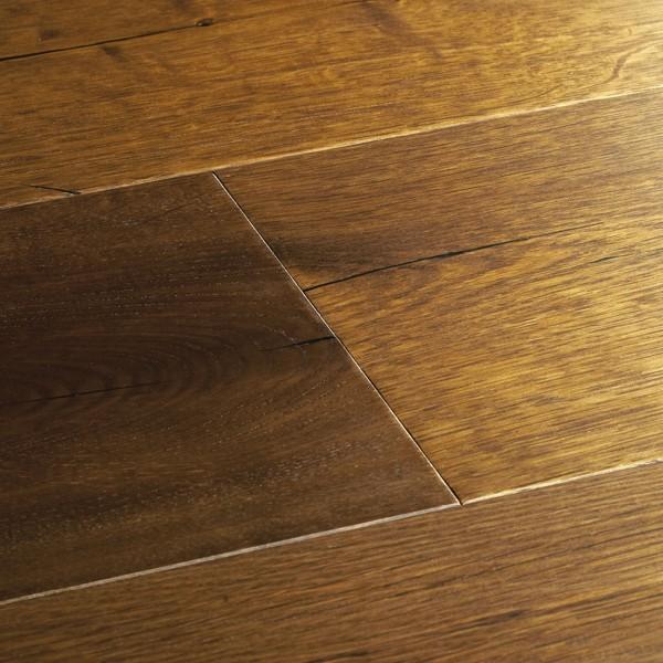 Woodpecker Berkeley Burnt Oak Engineered Wood Flooring