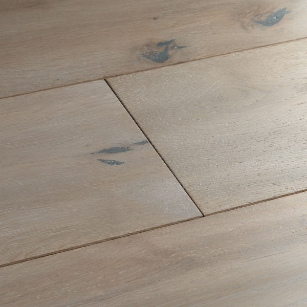 Woodpecker Berkeley Grey Oak Engineered Wood Flooring